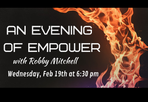 Feb 19th- Robby Mitchell